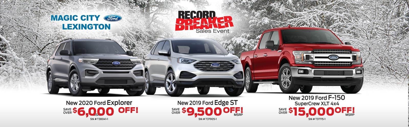 Virginia Auto Sales Tax >> Ford Dealer In Lexington Va Used Cars Lexington Magic